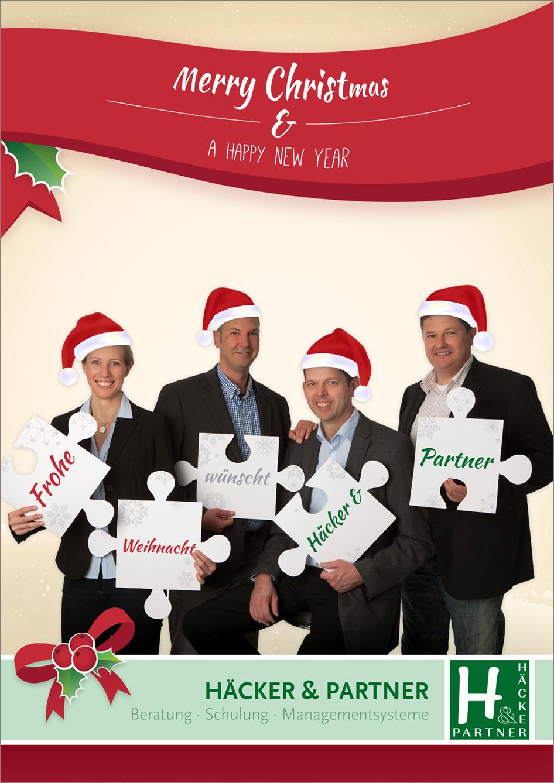 Weihnachten - Häcker & Partner