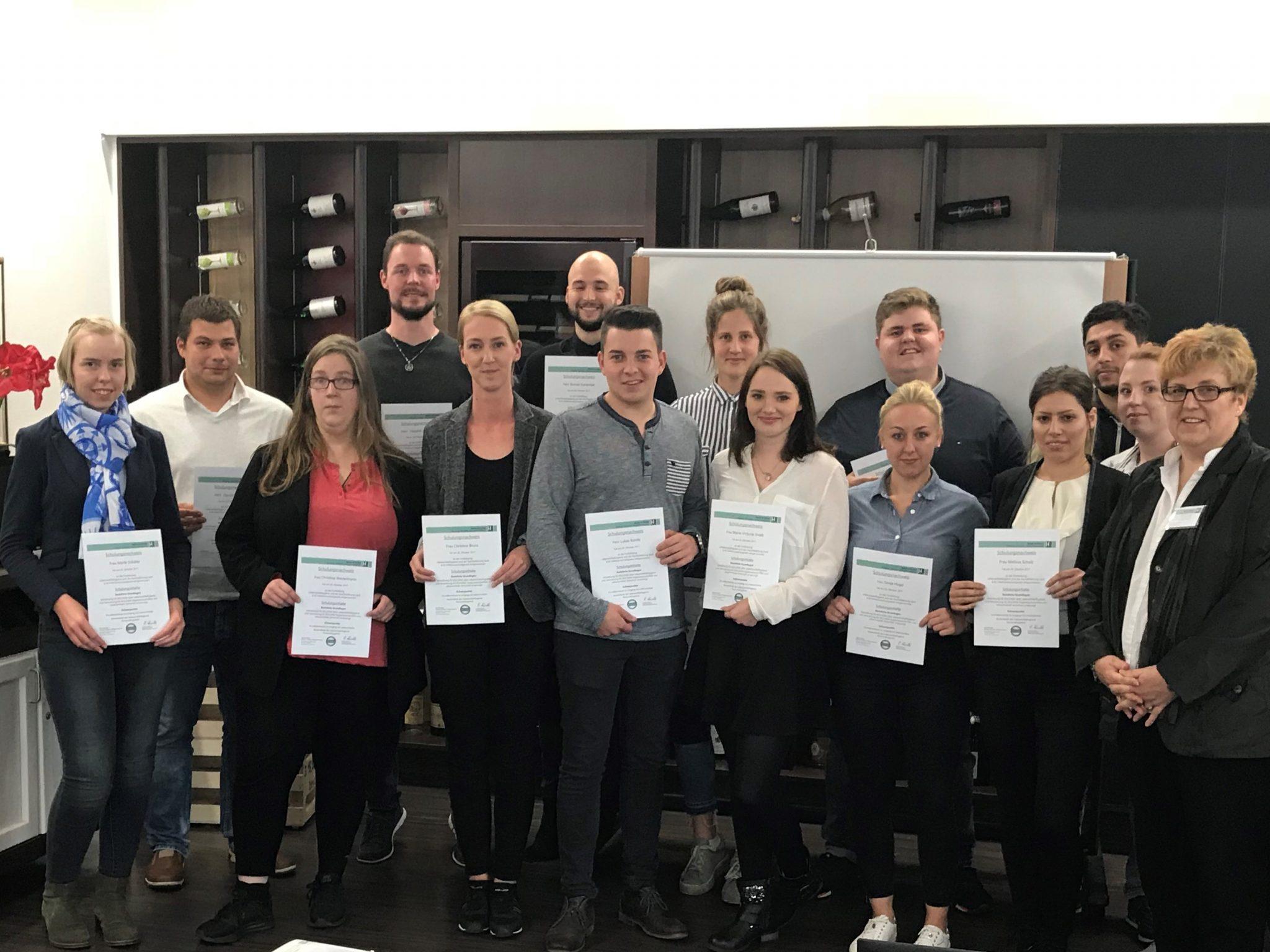 Hotelfachschule Emden 2017